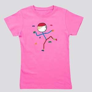 Indoor Climbing Girl's Tee