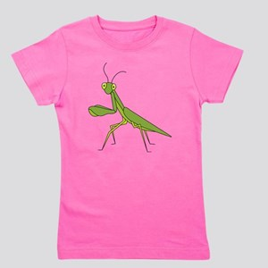 Praying Mantis Girl's Tee