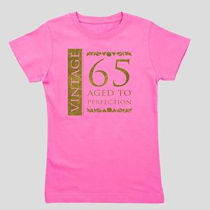 200e24548 65th Birthday Kids T-Shirts - CafePress