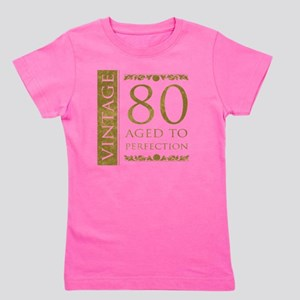 c58dd8399 80th Birthday Mens Kids T-Shirts - CafePress