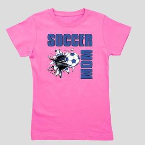 644a7293e Soccer Mom Kids T-Shirts - CafePress