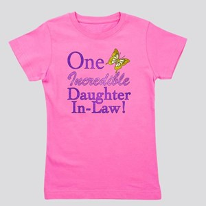 IncredibleDaughterInLaw Girl's Tee