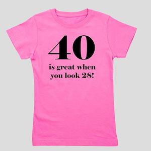 fe3cfcdc Funny 40th Anniversary Kids T-Shirts - CafePress