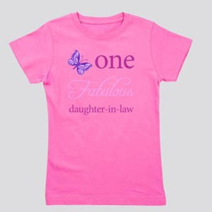 One Fabulous Daughter-In-Law Girl's Tee