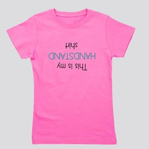 da67cb40a This Is My Handstand Shirt Girl s Tee