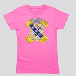 8th Infantry Regiment Patch Girl's Tee