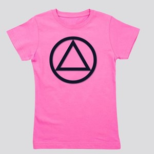 A.A._symbol_LARGE Girl's Tee