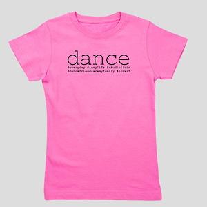dance hashtags T-Shirt