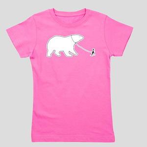 Penguin and Polar Bear T-Shirt