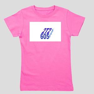 2tt2/605 cube Girl's Tee