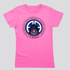 Panther v1_2nd-505th Girl's Tee