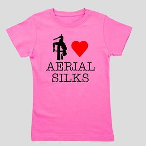 I Love Aerial Silks T-Shirt