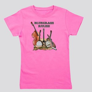 DAmbrosioArts_BluegrassRules_sm Girl's Tee