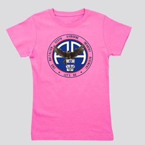 Falcon v1 - 2nd-325th Girl's Tee
