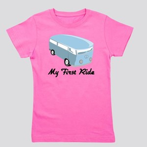 My First Ride Girl's Tee