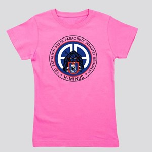 Panther v1_1st-505th Girl's Tee