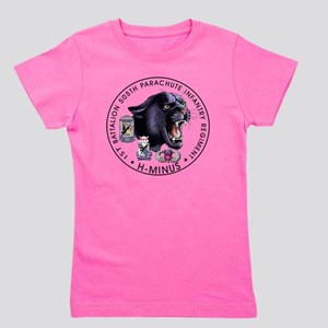 Panther v2_1st-505th Girl's Tee