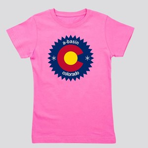 abasin Girl's Tee