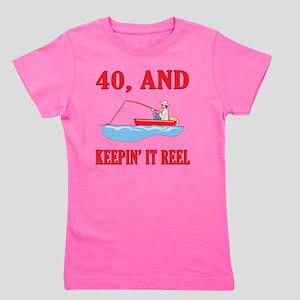 reel40 Girl's Tee
