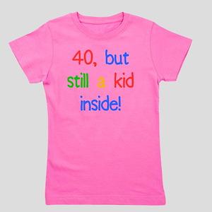 KidInside_40 Girl's Tee