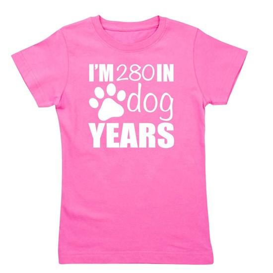 40th Birthday Dog Years