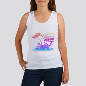 I Survived Hurricane Irma Tank Top