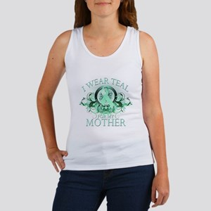 I Wear Teal for my Mother Women's Tank Top