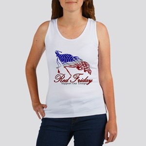 Red Friday Support Women's Tank Top