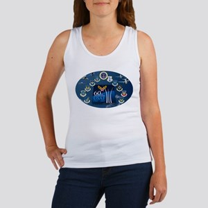 All Commands 60th Women's Tank Top