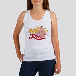 Family Guy Drunk on Love Women's Tank Top