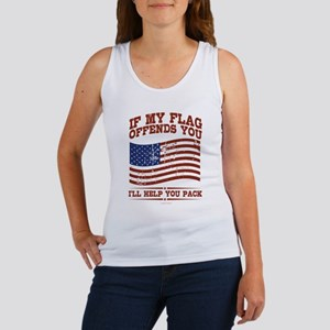 If My Flag Offends Tank Top