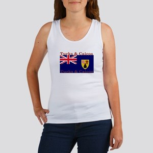 Turks & Caicos Women's Tank Top