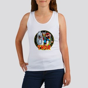 The Mighty Thor Hammer Women's Tank Top