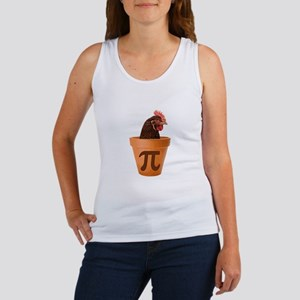 Chicken Pot Pi (and I dont care) Tank Top