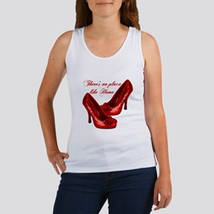 Wizard of Oz Red Ruby Slippers Tank Top