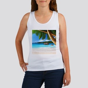 Tropical Island Tank Top