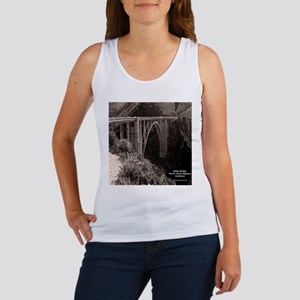 Bixby Bridge Women's Tank Top