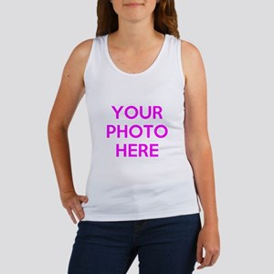 Customize photos Tank Top