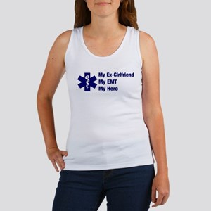 My Ex-Girlfriend My EMT Women's Tank Top