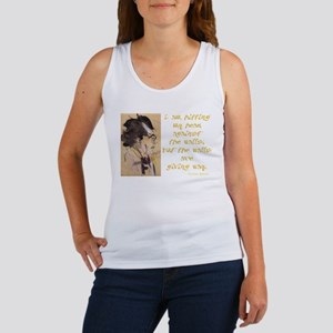 Gustav Mahler-Hitting My Head Women's Tank Top