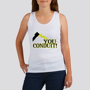 You Conduit Women's Tank Top