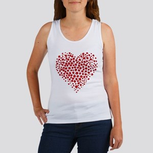 Heart of Ladybugs Tank Top