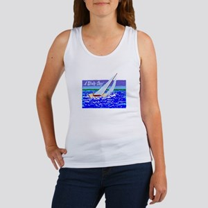 A Windy Day/t-shirt Tank Top