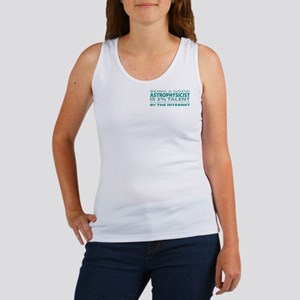 Good Astrophysicist Women's Tank Top