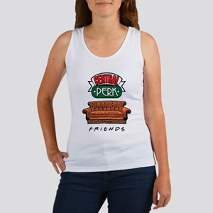 Friends Central Perk Couch Women's Tank Top