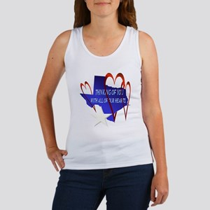 BEST WISHES, TEXAS Tank Top