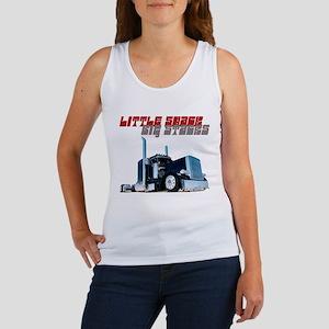Little Shack Big Stacks Women's Tank Top