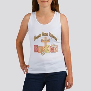 Easter Religion Women's Tank Top