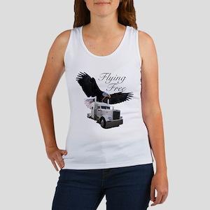 Flying Free Women's Tank Top