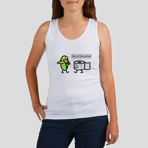 CORN POOP! Women's Tank Top
